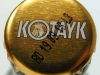 Kotayk Chani ▶ Gallery 2502 ▶ Image 8307 (Bottle Cap • Пробка)