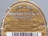Bushman's Premium Lager ▶ Gallery 951 ▶ Image 2584 (Back Label • Контрэтикетка)