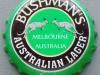 Bushman's Premium Lager ▶ Gallery 951 ▶ Image 8085 (Bottle Cap • Пробка)