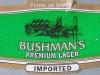 Bushman's Premium Lager ▶ Gallery 951 ▶ Image 2586 (Neck Label • Кольеретка)