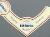Edelweiss Weißbier Dunkel ▶ Gallery 1677 ▶ Image 5122 (Neck Label • Кольеретка)
