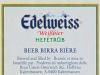Edelweiss Weißbier Hefetrüb ▶ Gallery 1678 ▶ Image 5123 (Back Label • Контрэтикетка)