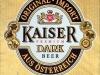 Kaiser Premium Dark ▶ Gallery 1675 ▶ Image 5116 (Label • Этикетка)