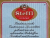 Steffl Export ▶ Gallery 1667 ▶ Image 5091 (Back Label • Контрэтикетка)