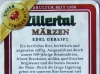 Zillertal Märzen ▶ Gallery 910 ▶ Image 2456 (Back Label • Контрэтикетка)