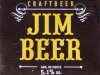 Jim Beer ▶ Gallery 1034 ▶ Image 3077 (Label • Этикетка)