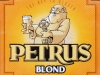Petrus Blond ▶ Gallery 637 ▶ Image 1805 (Label • Этикетка)