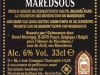 Maredsous Blonde ▶ Gallery 356 ▶ Image 844 (Back Label • Контрэтикетка)