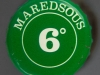Maredsous Blonde ▶ Gallery 356 ▶ Image 1316 (Bottle Cap • Пробка)