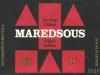 Maredsous Brune ▶ Gallery 357 ▶ Image 839 (Label • Этикетка)