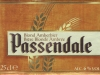 Passendale ▶ Gallery 359 ▶ Image 847 (Label • Этикетка)