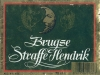 Brugse Straffe Hendrik ▶ Gallery 351 ▶ Image 825 (Label • Этикетка)