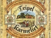 Tripel Karmeliet ▶ Gallery 348 ▶ Image 820 (Label • Этикетка)