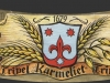 Tripel Karmeliet ▶ Gallery 348 ▶ Image 821 (Neck Label • Кольеретка)