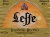 Leffe Blonde/Blond ▶ Gallery 1948 ▶ Image 6165 (Label • Этикетка)