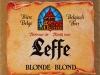 Leffe Blonde/Blond ▶ Gallery 1948 ▶ Image 6152 (Label • Этикетка)