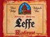 Leffe Radieuse ▶ Gallery 1950 ▶ Image 6158 (Label • Этикетка)