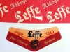 Leffe Radieuse ▶ Gallery 1950 ▶ Image 6159 (Neck Label • Кольеретка)