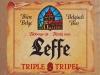 Leffe Triple/Tripel ▶ Gallery 1951 ▶ Image 6161 (Label • Этикетка)