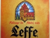 Leffe Blonde ▶ Gallery 577 ▶ Image 1616 (Coaster • Подставка)
