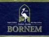 Bornem Dubbel/Double ▶ Gallery 2732 ▶ Image 9307 (Label • Этикетка)