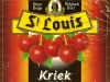 St.Louis Premium Kriek ▶ Gallery 79 ▶ Image 902 (Label • Этикетка)