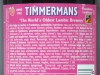 Timmermans Framboise Lambicus ▶ Gallery 604 ▶ Image 1691 (Back Label • Контрэтикетка)