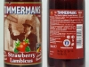 Timmermans Strawberry Lambicus ▶ Gallery 602 ▶ Image 1686 (Glass Bottle • Стеклянная бутылка)