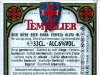 Tempelier ▶ Gallery 2812 ▶ Image 9671 (Back Label • Контрэтикетка)