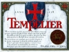 Tempelier ▶ Gallery 2812 ▶ Image 9673 (Label • Этикетка)