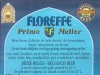 Floreffe Bruin ▶ Gallery 365 ▶ Image 865 (Back Label • Контрэтикетка)