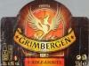 Grimbergen Double-Ambrée ▶ Gallery 881 ▶ Image 2356 (Label • Этикетка)