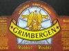 Grimbergen Double ▶ Gallery 377 ▶ Image 910 (Label • Этикетка)