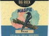 Big Rock Magpie ▶ Gallery 2143 ▶ Image 6943 (Label • Этикетка)