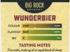 Big Rock Wunderbier ▶ Gallery 2146 ▶ Image 6931 (Back Label • Контрэтикетка)