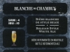 Blanche de Chambly ▶ Gallery 1904 ▶ Image 5982 (Back Label • Контрэтикетка)