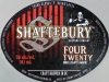 Shaftebury Four Twenty Brilliant Lager ▶ Gallery 1261 ▶ Image 3646 (Label • Этикетка)