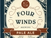 Four Winds Pale Ale ▶ Gallery 2721 ▶ Image 9246 (Label • Этикетка)