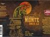 Midnite Umber Ale ▶ Gallery 2135 ▶ Image 6892 (Label • Этикетка)