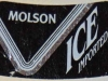 Molson Ice ▶ Gallery 1897 ▶ Image 5906 (Neck Label • Кольеретка)
