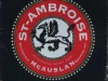 St. Ambroise Oatmeal Stout ▶ Gallery 1903 ▶ Image 5973 (Label • Этикетка)
