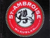 St. Ambroise Oatmeal Stout ▶ Gallery 1264 ▶ Image 3653 (Label • Этикетка)