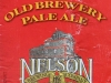 Nelson Old Brewery Pale Ale ▶ Gallery 1258 ▶ Image 3638 (Label • Этикетка)