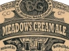 Meadows Cream Ale ▶ Gallery 1024 ▶ Image 2870 (Label • Этикетка)