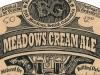 Meadows Cream Ale ▶ Gallery 1024 ▶ Image 2870 (Label • Этикетка)
