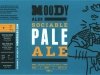 Sociable Pale Ale ▶ Gallery 2141 ▶ Image 6914 (Label • Этикетка)