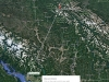 Cariboo Springs Lager ▶ Gallery 1386 ▶ Image 4023 (Map • Карта)