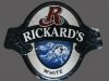Rickard's White ▶ Gallery 183 ▶ Image 386 (Label • Этикетка)
