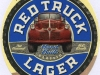 Red Truck Lager ▶ Gallery 1872 ▶ Image 5808 (Label • Этикетка)