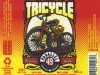 Tricycle Grapefruit Radler ▶ Gallery 2161 ▶ Image 7021 (Label • Этикетка)